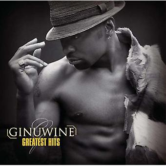 Ginuwine - Greatest Hits [CD] USA importar