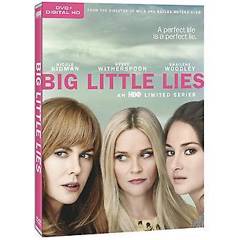 Big Little Lies: Season 1 [DVD] USA import