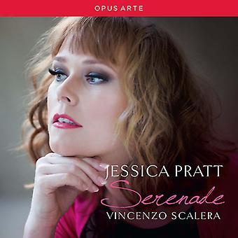 ベリーニ/プラット/Scalera - ジェシカ ・ プラット - セレナーデ [CD] 米国のインポート