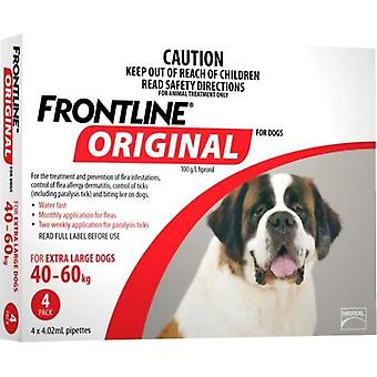 Frontlinie Original 4 Pack XL Hund
