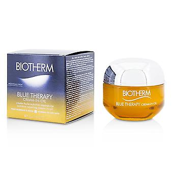 Biotherm Blue Therapy Cream-in-oil - Normal a piel seca - 50ml/1.69oz