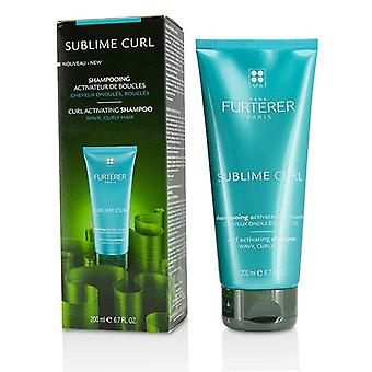 Rene Furterer Sublime Curl Curl Activating Shampoo (wavy Curly Hair) - 200ml/6.7oz