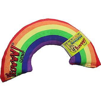 Yeowww Catnip Rainbow Cat Toy