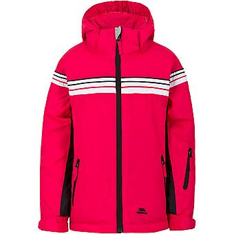 Trespass Girls Priorwood Padded Waterproof Breathable Shell Ski Jacket
