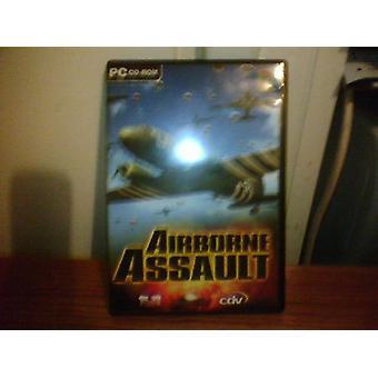 AIRBORNE ASSAULT PC CD ROM WINDOWS 9598ME2000XP - Werksseitig versiegelt