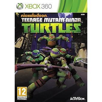 Teenage Mutant Ninja Turtles (Xbox 360) - Neu