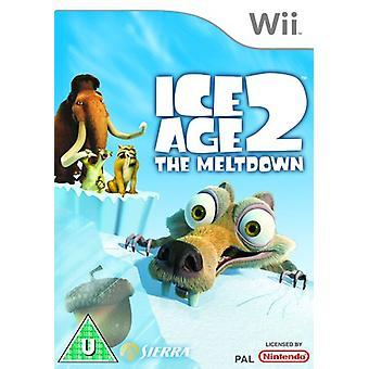 Ice Age 2 (Wii)-in de fabriek verzegeld