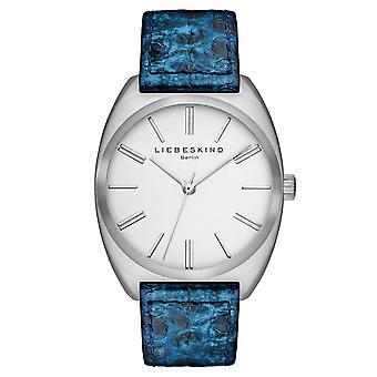 LIEBESKIND BERLIN ladies watch wristwatch leather LT-0011-LQ