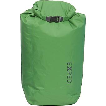 EXPED LJUSA FOLD DRYBAG EMERALD GREEN