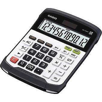 Casio WD-320MT Desk calculator Silver-black Display (digits): 12 solar-powered, battery-powered (W x H x D) 145 x 36 x 195 mm