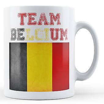 Team Belgium - Printed Mug