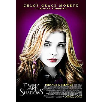 Dark Shadows Movie Poster (11 x 17)