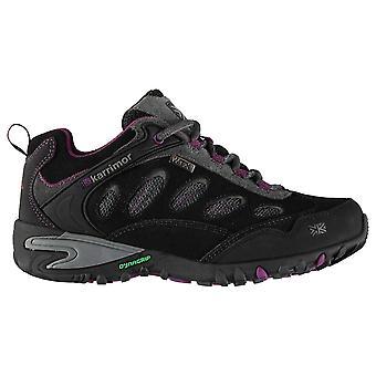 WTX Karrimor Womens Ridge a piedi scarpe pizzo impermeabile traspirante
