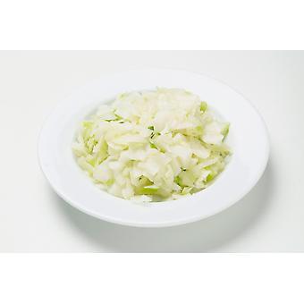Greens Frozen Shredded White Cabbage