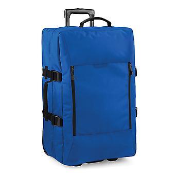 Bagbase Escape Dual-Layer Medium Cabin Wheelie Travel Bag/Suitcase (75 Litres)