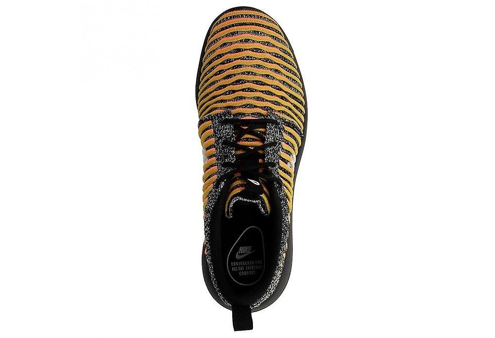 Nike Roshe två Flyknit 844929 005 Womens utbildare