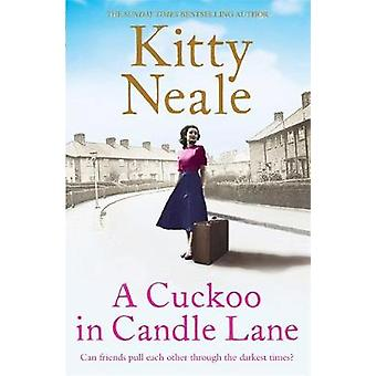 A Cuckoo in Candle Lane by A Cuckoo in Candle Lane - 9781409178767 Bo