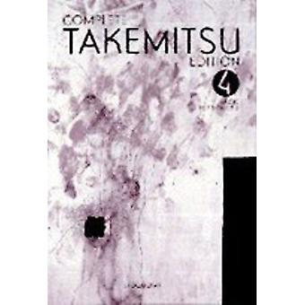 Toru Takemitsu - Toru Takemitsu: Vol. 4-Complete Takemitsu collectie-filmmuziek 2 [CD] USA importeren