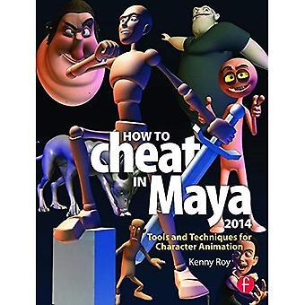 Comment tricher dans Maya 2014