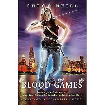 Blod spel: En Chicagoland Vampires roman