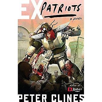 Ex-patrioter (Ex-hjältar serien #2)