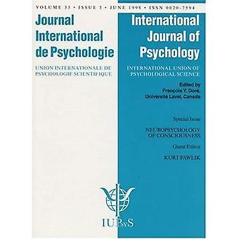 Neuropsychologie van bewustzijn een speciale uitgave van The International Journal Of Psychology