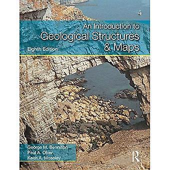 Eine Einführung in die geologischen Strukturen und Karten