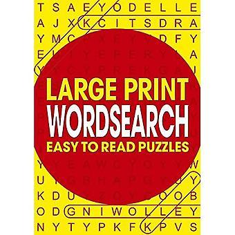 Stort Print Wordsearch