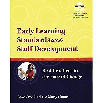 Vroeg leren normen en ontwikkeling van medewerkers: Best Practices in het gezicht van verandering