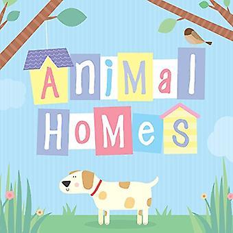 Maisons de l'animal [cartonné]