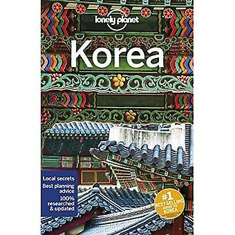 Lonely Planet Korea (resa vägleder)