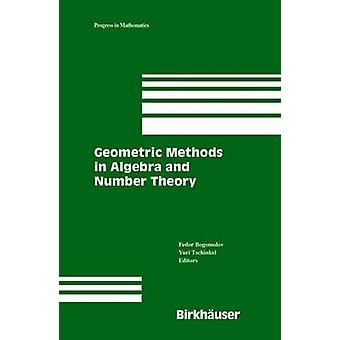 Geometriske metoder og tallteori av Bogomolov & Fedor