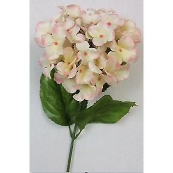 Artificial Silk Hydrangea Spray