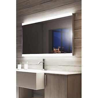 Grove Double Edge Badezimmerspiegel mit Rasierer Socket k8501h