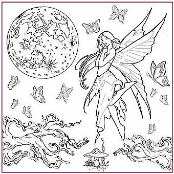 Stamperia Rice Paper Napkin Fairy