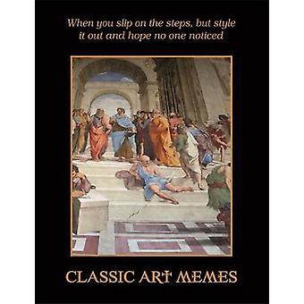 Classic Art Memes - 9781787411883 Book