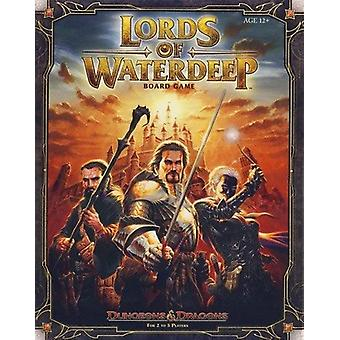 Lords of Waterdeep a Dungeons and Dragons Board Game