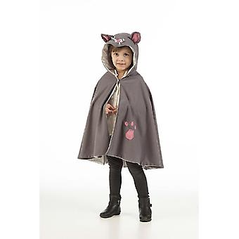 Cape Kitten KidsCape Children's Costume płaszcz dziecięcy kostium dla dzieci dzieci