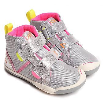 Plae Max zamszowe Sneaker High Top