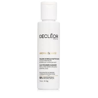 Decleor aroma Cleanse Clay poeder reinigingsmiddel 41g