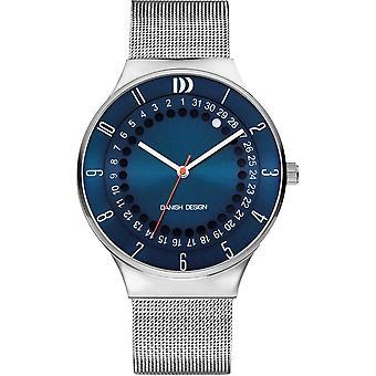 Duński Design IQ68Q1050 Nowy Jork zegarek