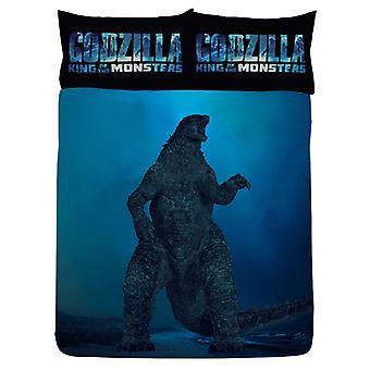 Godzilla vs Ghidorah dubbel påslakan set