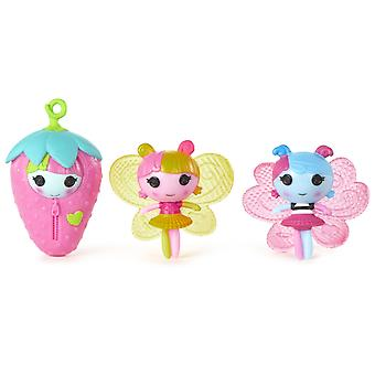 Mini Lala Oopsie uit 3 Pack Fairy Tulip, fee Lila & Fairy Fearn