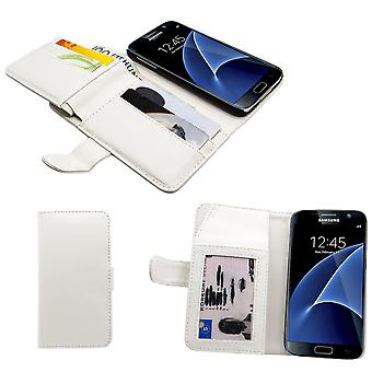Leather Case/Wallet-5pcs card slot-Samsung Galaxy S7 Edge