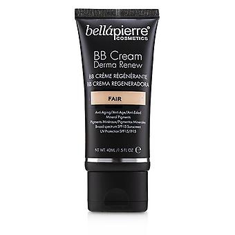 Bellapierre Cosmetics Derma Renew BB Cream SPF 15 - # Fair 40ml/1.5oz