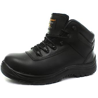 Grafters M466A Unisex Composite Non-Metal Safety Boots