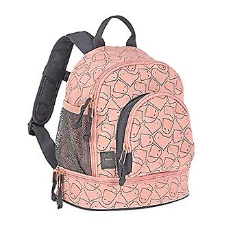 Lassig Children's Backpack for Asylum or Leisure with Chest Belt/ Mini Backpack Spooky - Pink