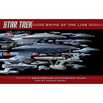 Star Trek - Ships of the Line by Doug Drexler - Margaret Clark - 97814