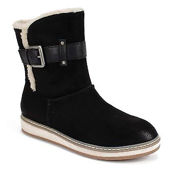 White Mountain Womens Taite Fabric Closed Toe Mid-Calf Cold Weather Boots