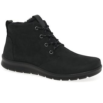 ladies ecco shoes, Ecco womens touch 25 b boots black nubuck